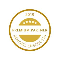 Immoscout24 Premium Partner Siegel 2020