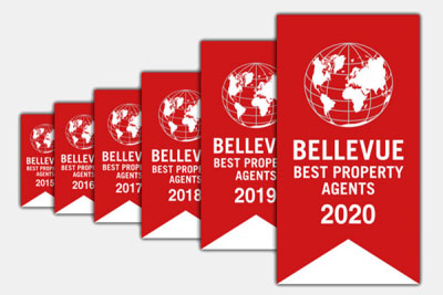Bellevue Best Property Makler Auszeichnung 2020 Eurich Immobilien