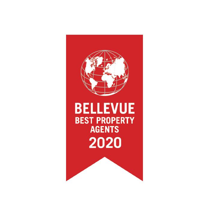 Bellevue Best Property Makler Auszeichnung für Eurich Immobilien Immobilienmakler in Stuttgart