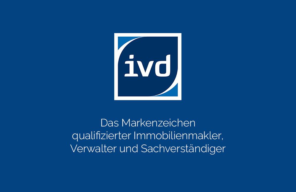 IVD Logo Eurich Immobilien Stuttgart Immobilienmakler Verband