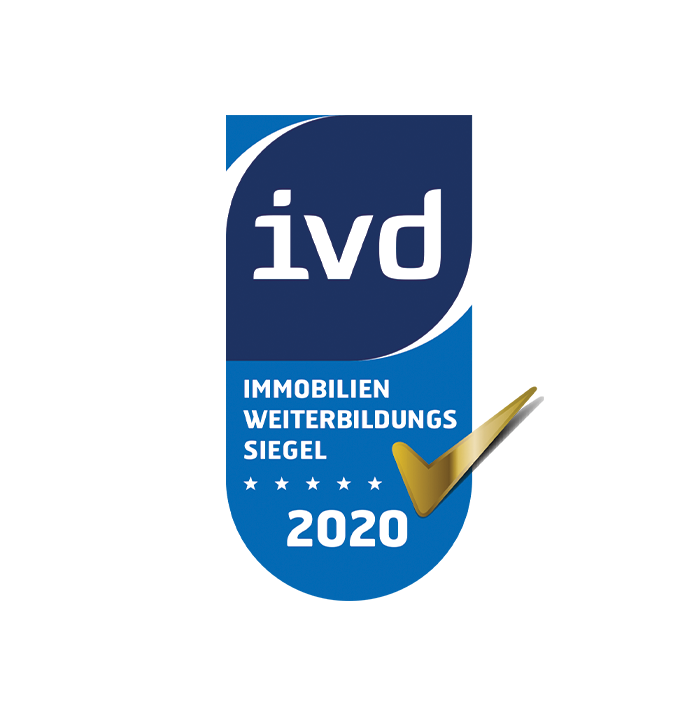 IVD Qualitätssiegel 2010 Immobilienmakler in Stuttgart Eurich Immobilien